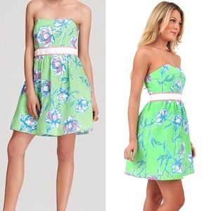 Lilly Pulitzer Langley Floral Dress